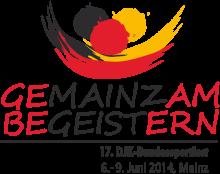 """""""GeMEINZam beGEISTern"""" — DJK-Bundessportfest Mainz 2014"""